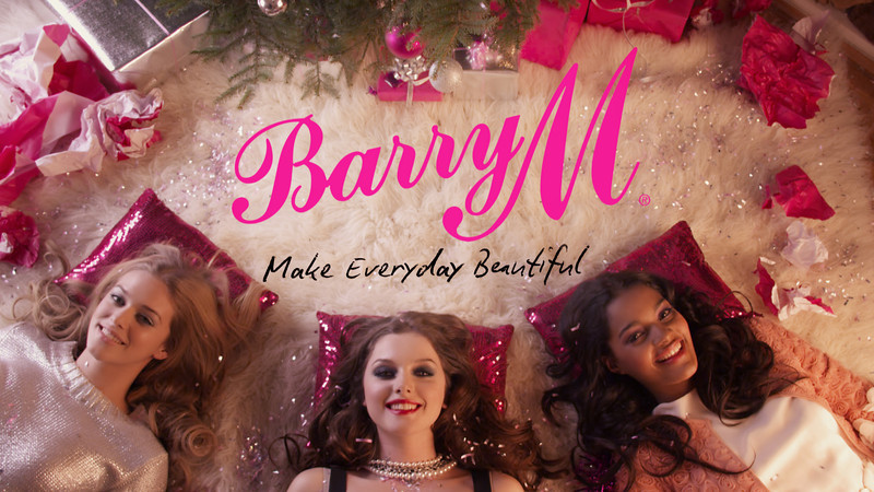 Still from BarryM TV Commercial.  Directed by Nick Sneath Cinematography by Simon Paul