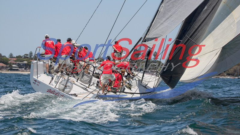 SOLAS Big Boat Challenge 2017
