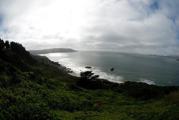 Hill Wedding - Golden Gate Bridge