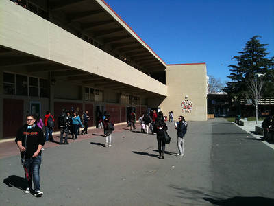 Mt. Diablo High School
