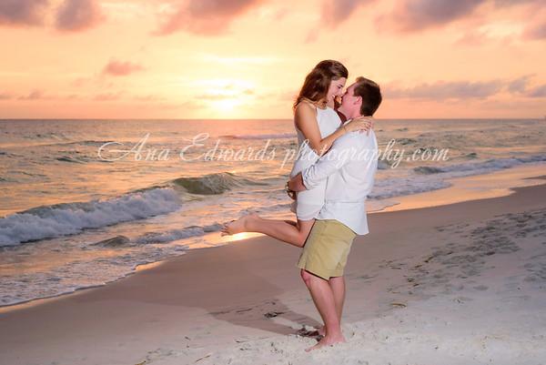 Nick + Emily     Panama City Beach