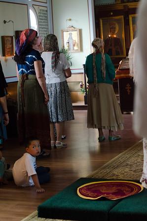 St. Vladimir's Day Vigil  (By Maria Ioannides)