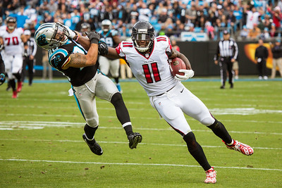 2016 Panthers vs Falcons