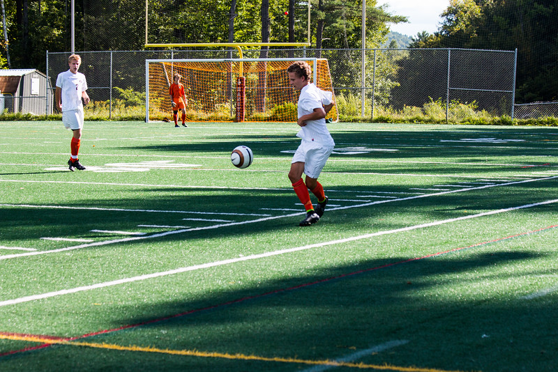 Boys Soccer Home 9/9/14