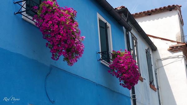 3 other islands in Venice: Murano, Burano, Torcello - 09/03/16