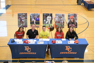 NLI Signing Fall 2018