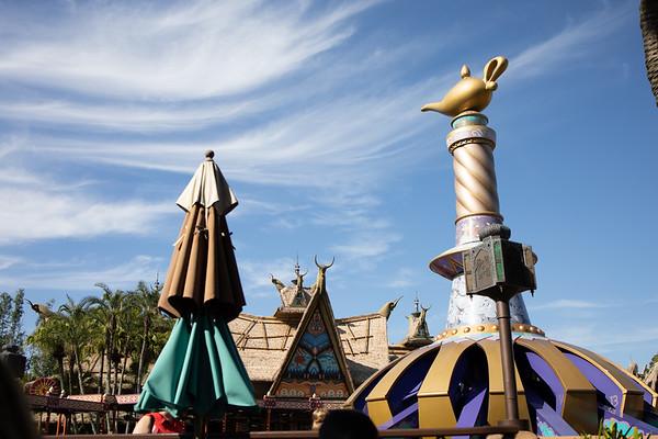 Emmeline Visits Disney World
