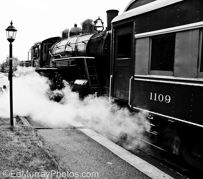 Steam: Sticking with the train theme (from my archives) -  Have a great day!  2/28/2013