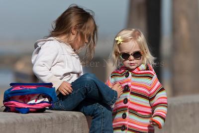 Riley & Olivia