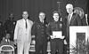 IPD Graduation, April 28, 1988, Img. 15, with Mayor Hudnut, Richard I. Blankenbaker, Paul A. Annee