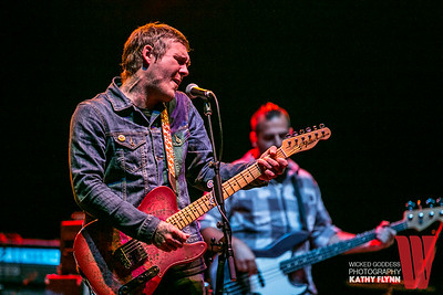 Brian Fallon at the Wiltern