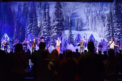 2013-12-21 - Weekend Service