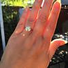 3.46ct Old European Cut Diamond GIA M, VS1 22