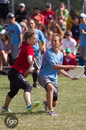 10-28-2012 USA Ultimate US Club Championships - Women's Division Final
