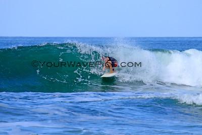 Punta del Burros Surf Mon. 4/7/14