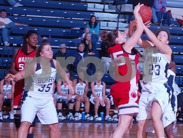 Basketball v. Martin Methodist- Nov. 22, 2008