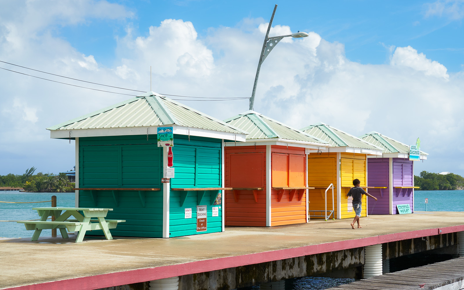 United colors of Belize