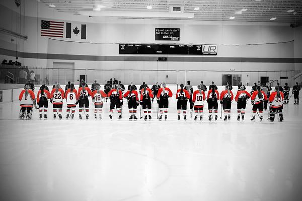 2015/16 White Bear Lake Girls Hockey