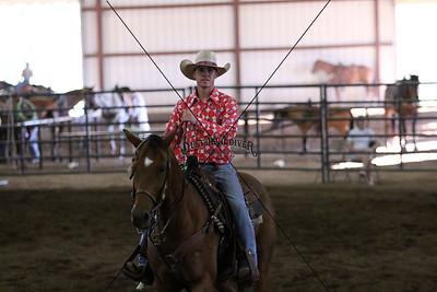 County Team Roping 6-05-2014
