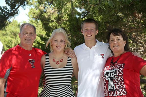 Texas Tech Parent Weekend - 2013