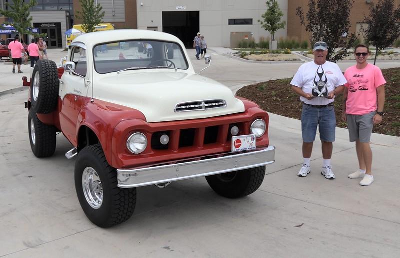 Best 4 X 4 – Steve Dockschlag – 1959 Studebaker pick up 4 WD