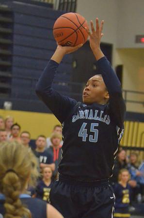 Corvallis vs. WA Girls HS Basketball