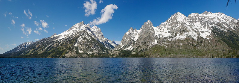 Jenny Lake--Grand Tetons