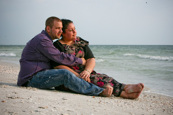 Chris & Cherisse Engagment Photos