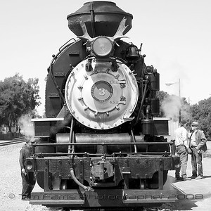 Niles Canyon Steam Train