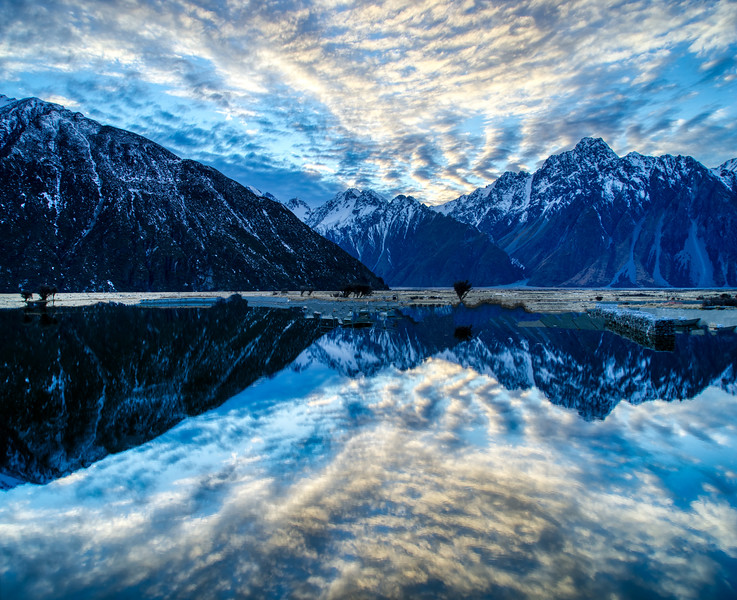 On the Way to Aoraki