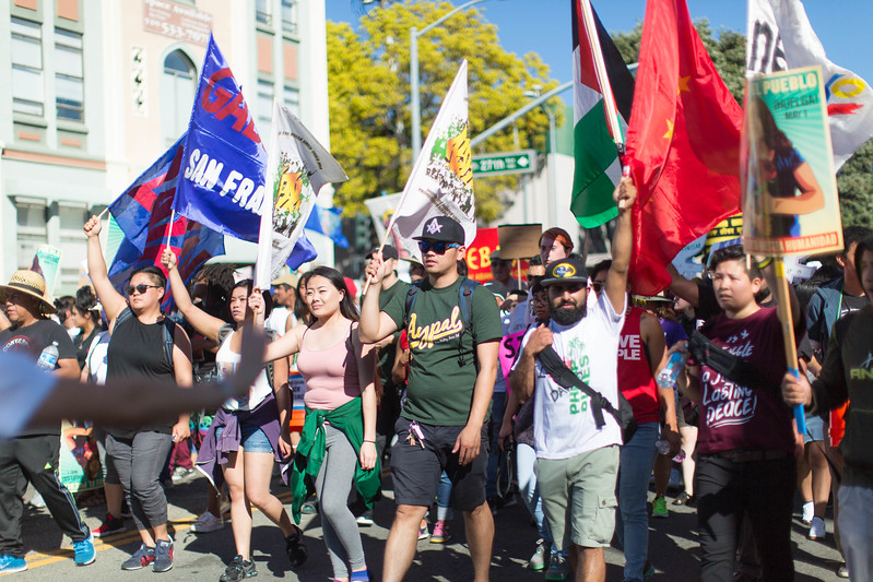 20170501 - 974C6293 -May Day March for Migrant and Worker Rights • Oakland - photographed by Sam Breach 2017 - 2048 short edge.jpg