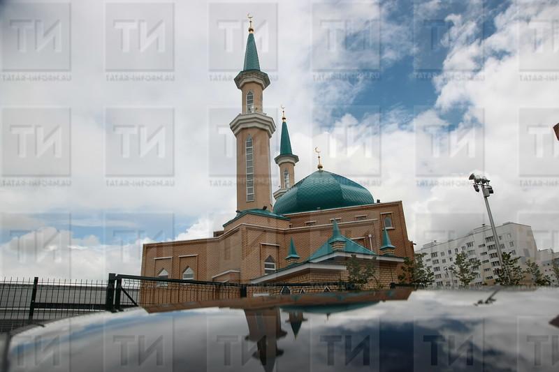"""""""Гаилә"""" мәчете, мечеть """"Гаиля"""""""