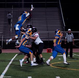 Varsity Football 9/27/14