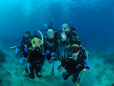 Grade 10 Diving Expedition Ishigaki, Okinawa