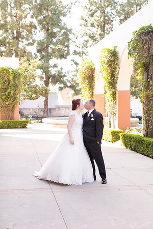 Michael + Kimberly Wedding
