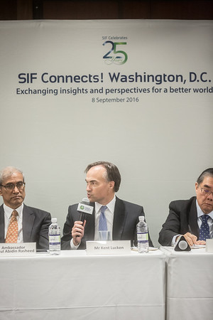 2016-09-08 DC - SIF Connects @ Rayburn Building