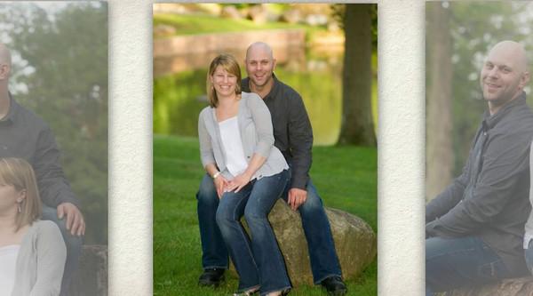 The Engagement of Lisa Allen & Dennis Charette