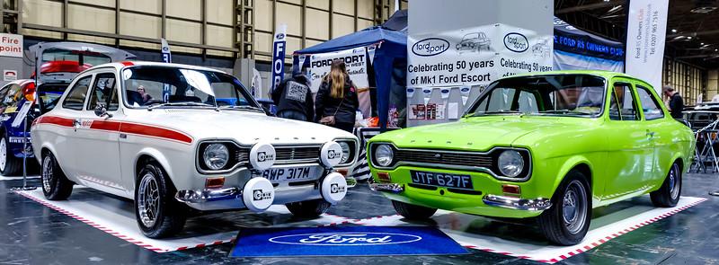 Practical Classics Classic Car and Restoration Show 2018