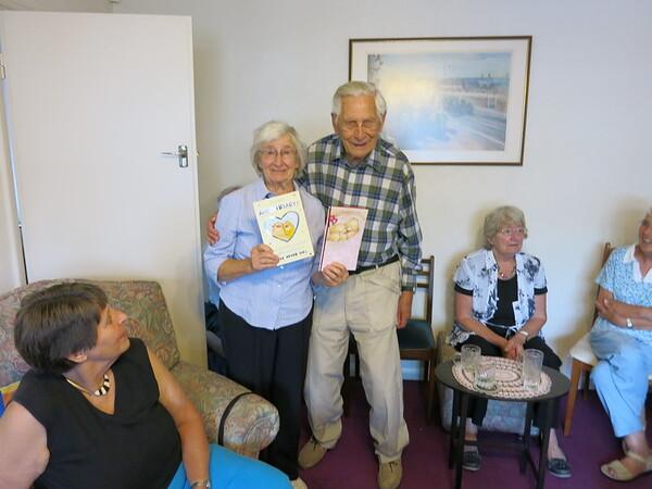 Angus and Freda's Ploughman Aug 2013