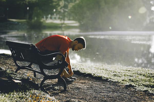 Francis Steib Ultra Runner
