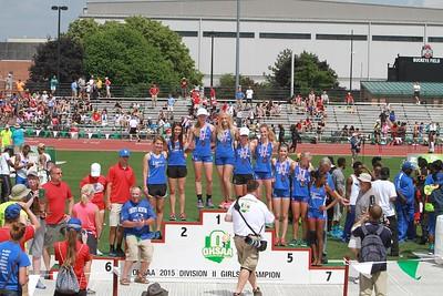 Girls State Champions