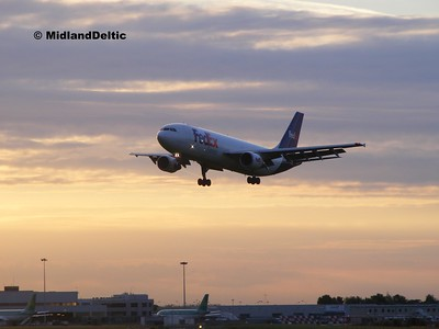 Dublin Airport (Aircraft), 24-06-2015