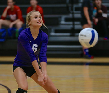 Outlaw Volleyball vs Sutherland 9-23-14