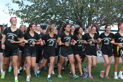 POWDER PUFF FOOTBALL 2014