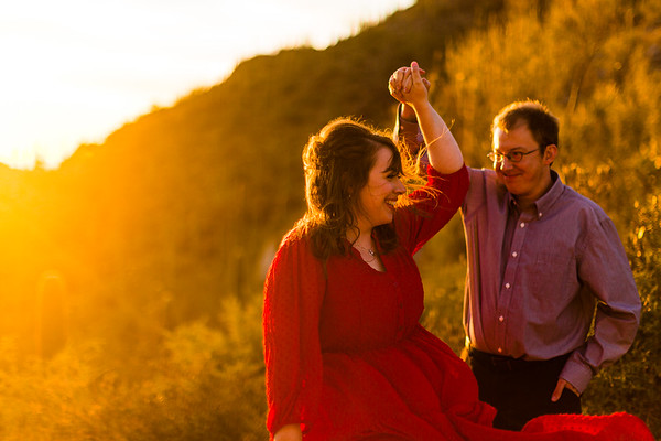 Kristen & Ryan | Mar 2021 | Tucson, AZ