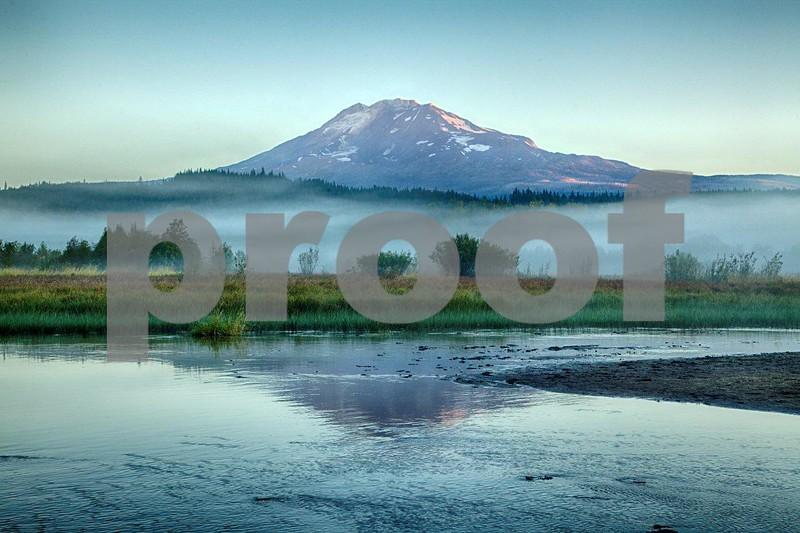 Mt. Adams, Trout Lake, sunrise  5165.jpg