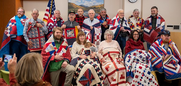 Quilts of Valor 2020