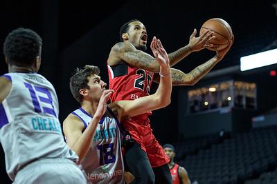 Greensboro Swarm @ Windy City Bulls @ Sears Centre Arena 01.01.19