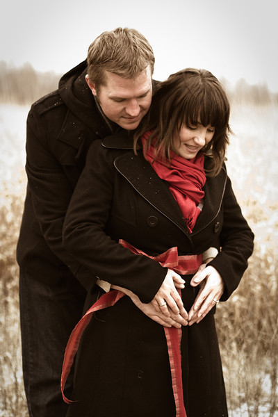 Jessica and Randy Maternity Photos
