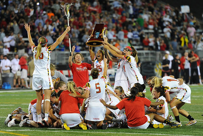 NCAA WLax Final; SU vs Maryland